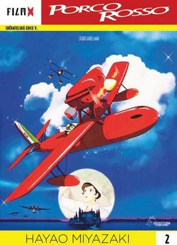 Porco Rosso - DVD (Film X V.)