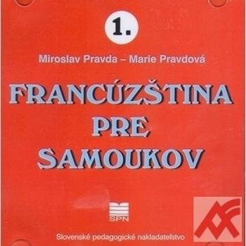 Francúzština pre samoukov - 3 x CD