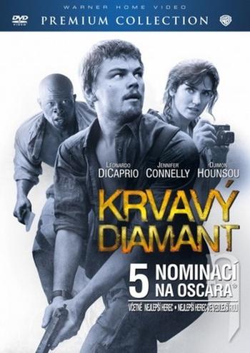Krvavý diamant - DVD