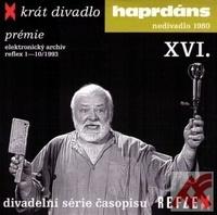 Haprdáns - DVD (divadelné predstavenie)