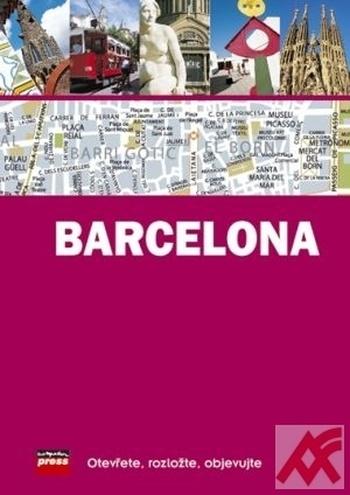 Barcelona - Průvodce s mapou