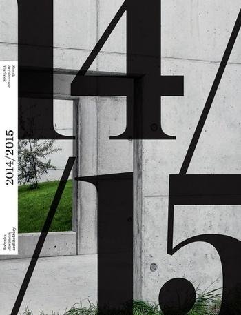 Ročenka slovenskej architektúry 2014/2015