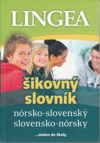 Nórsko-slovenský, slovensko-nórsky šikovný slovník ...nielen do školy