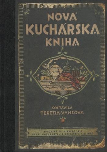 Nová kuchárska kniha