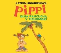 Pippi Dlhá pančucha v Tichomorí - CD (audiokniha)