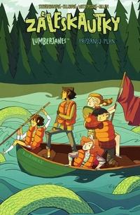 Záleskautky - Lumberjanes 3