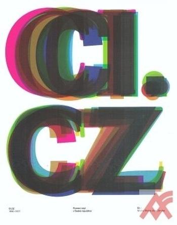 CI.CZ 1990-2007 Firemní styl v České republice