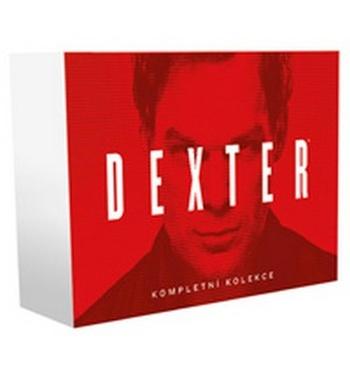 Dexter 1. - 8. série. Kolekce - 26 DVD