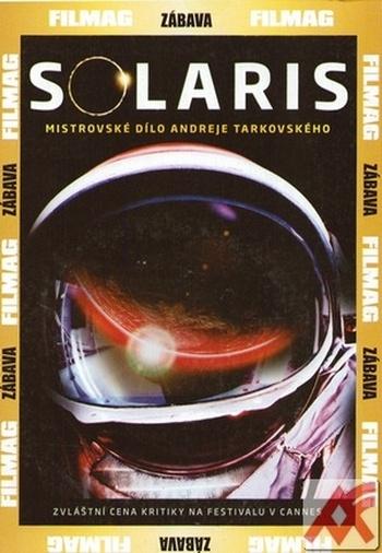 Solaris - DVD (Řitka video) /PB balenie/