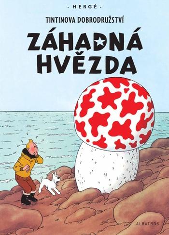 Tintinova dobrodružství (10). Záhadná hvězda