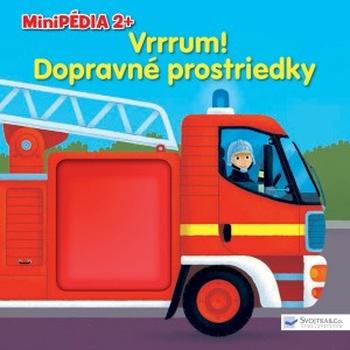 Vrrum! Dopravné prostriedky - Minipédia 2+