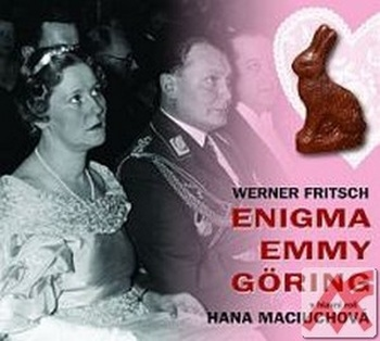 Enigma Emmy Göring - CD (audiokniha)
