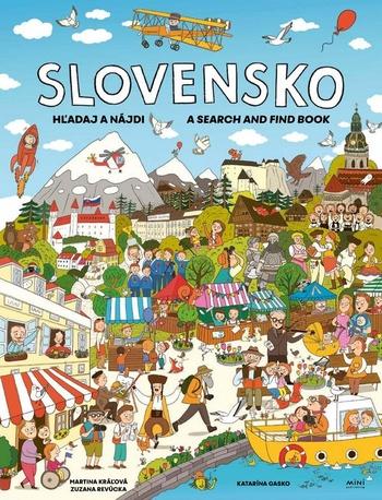 Slovensko - Hľadaj a nájdi