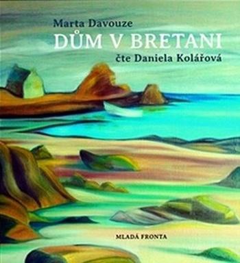Dům v Bretani - MP3 CD (audiokniha)