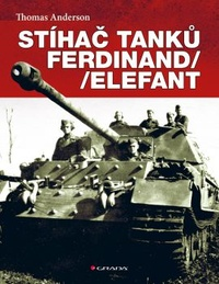 Stíhač tanků Ferdinand / Elefant