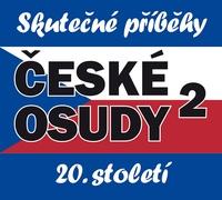 České osudy 20. století 2 - 5CD MP3 (audiokniha)