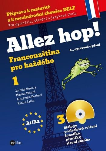 Allez hop! Francouzština pro každého + 3CD