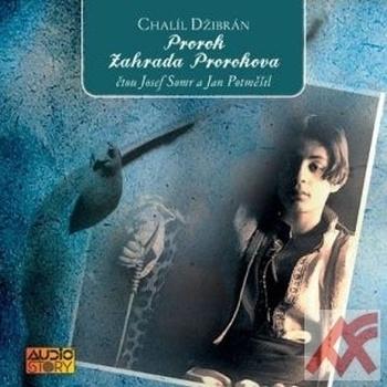Prorok. Zahrada Prorokova - 3 CD (audiokniha)