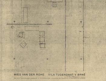 Mies van der Rohe - Vila Tugendhat v Brně (české vydanie)