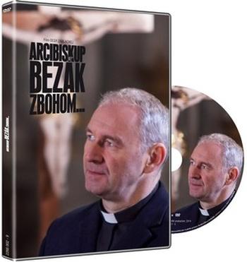 Arcibiskup Bezák Zbohom... - DVD