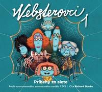 Websterovci 1 - CD (audiokniha)