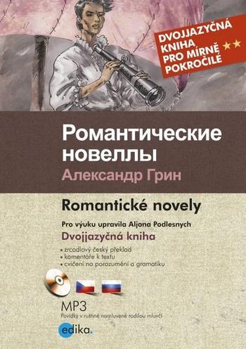 Romantické novely + MP3 CD