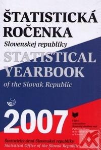Štatistická ročenka SR 2007 + CD