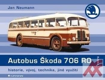 Autobus Škoda 706 RO. Historie, vývoj, jiná provedení, modernizace