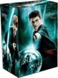Harry Potter Roky 1-5 - kolekcia 10 DVD