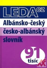 Albánsko-český, česko-albánský slovník