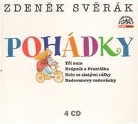 Pohádky - 4 CD (audiokniha)