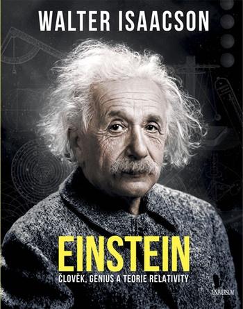 Einstein (české vydanie)