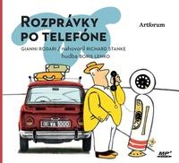 Rozprávky po telefóne - MP3 CD (audiokniha)