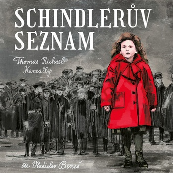 Schindlerův seznam - 2CD MP3 (audiokniha)