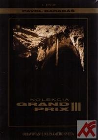 Kolekcia Grand Prix III. Objavovanie neznámeho sveta - 3 DVD