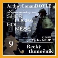 Vzpomínky na Sherlocka Holmese 9 - Řecký tlumočník
