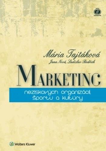 Marketing neziskových organizácií, športu a kultúry