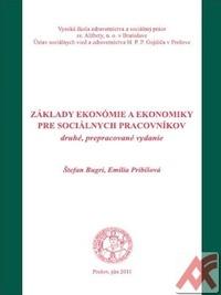 Základy ekonómie a ekonomiky pre sociálnych pracovníkov