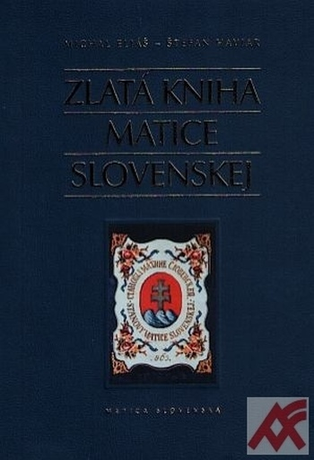 Zlatá kniha Matice slovenskej