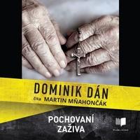 Pochovaní zaživa - CD MP3 (audiokniha)