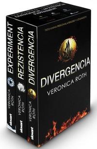 Divergencia (komplet 3 kníh, mäkká väzba)