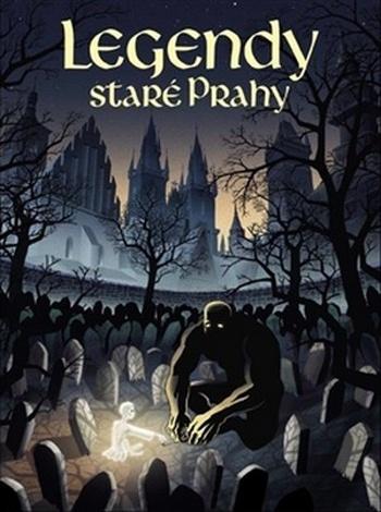 Legendy staré Prahy (česká verzia) - DVD