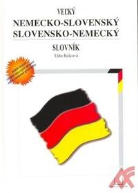 Veľký nemecko-slovenský a slovensko-nemecký slovník (2005)