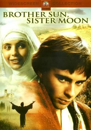 Brother Sun, Sister Moon - DVD