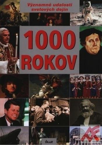 1000 rokov. Významné udalosti svetových dejín