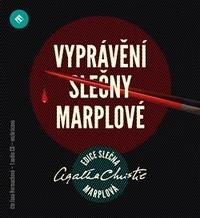 Vyprávění slečny Marplové - CD MP3 (audiokniha)