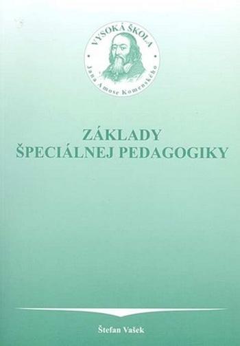 Základy špeciálnej pedagogiky