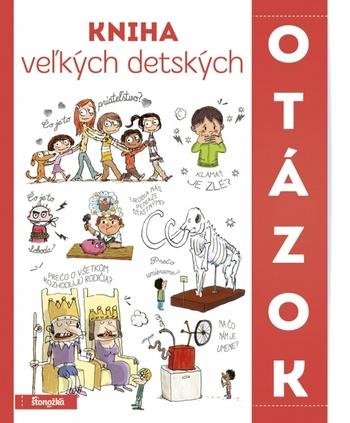 Kniha veľkých detských otázok