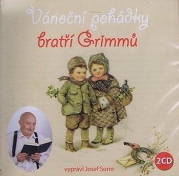 Vánoční pohádky bratří Grimmů - 2 CD (audiokniha)