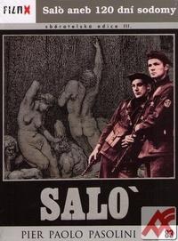 Saló aneb 120 dnů sodomy - DVD (Film X III.)